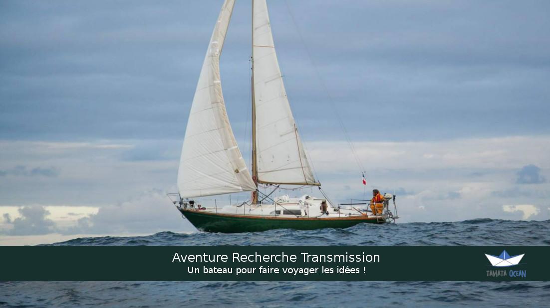Retrouvez nous dans l'émission : Mémoires de bateaux par Aurélie Police sur FranceBleu LR